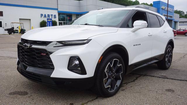 2019 Chevrolet Blazer Vehicle Photo in MILFORD, OH 45150-1684