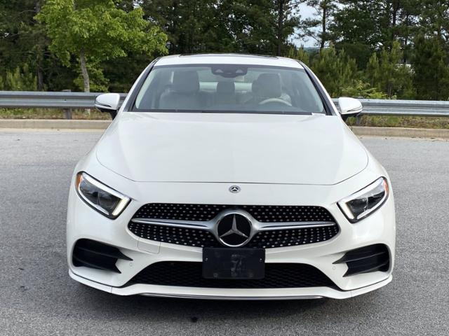 2019 Mercedes-Benz CLS Vehicle Photo in TALLAHASSEE, FL 32308