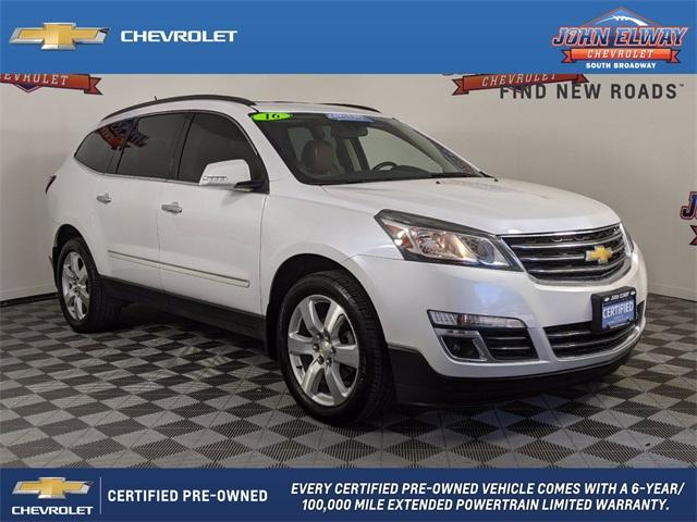 2016 Chevrolet Traverse Vehicle Photo in Englewood, CO 80113