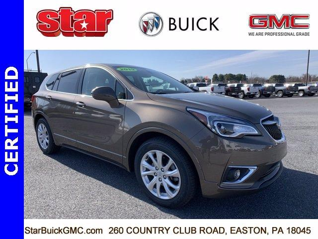2019 Buick Envision Vehicle Photo in EASTON, PA 18045-2341