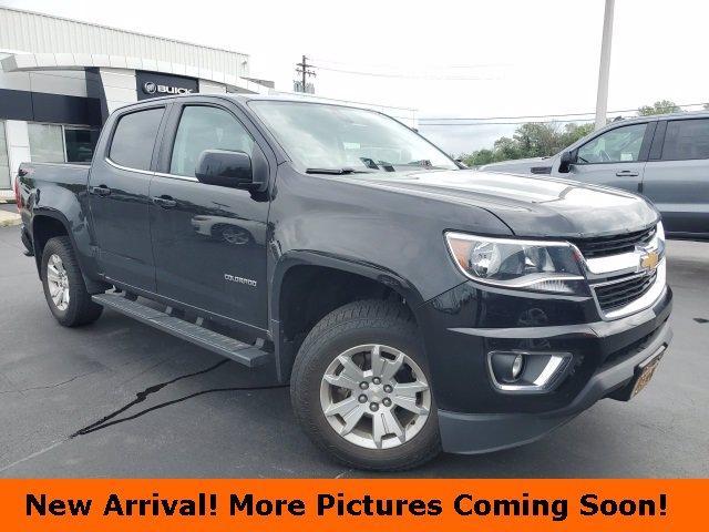 2015 Chevrolet Colorado Vehicle Photo in DEPEW, NY 14043-2608
