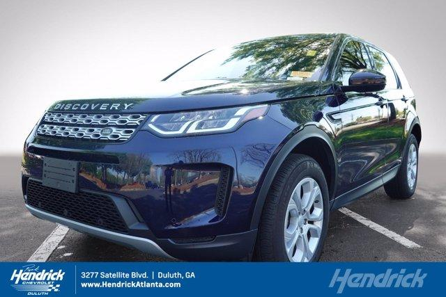 2020 Land Rover Discovery Sport Vehicle Photo in DULUTH, GA 30096