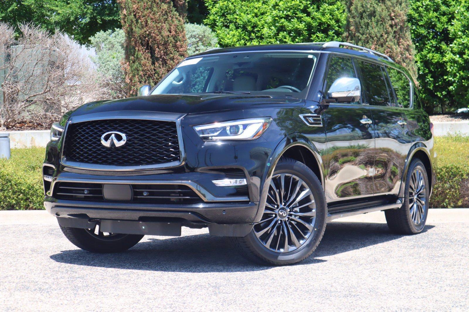 2021 INFINITI QX80 Vehicle Photo in Fort Worth, TX 76132
