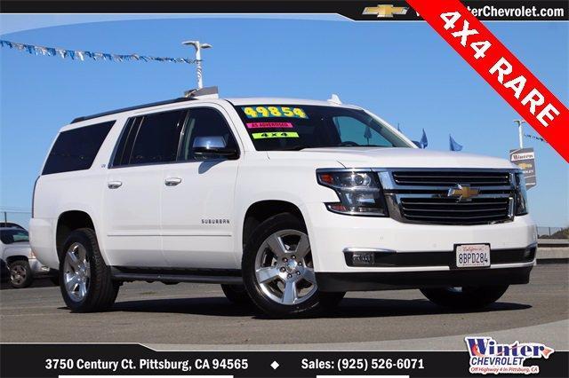 2016 Chevrolet Suburban Vehicle Photo in PITTSBURG, CA 94565-7121
