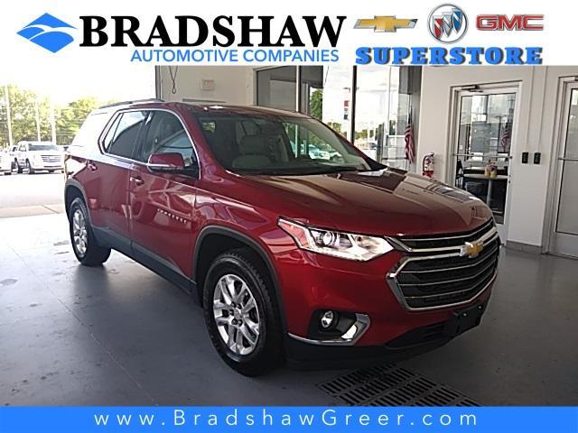 2019 Chevrolet Traverse Vehicle Photo in Greer, SC 29651