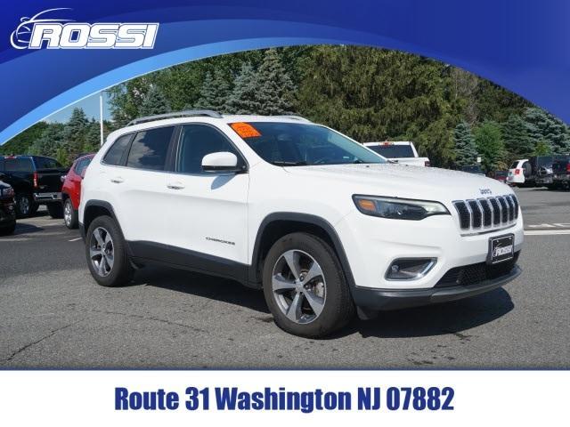 2019 Jeep Cherokee Vehicle Photo in Washington, NJ 07882