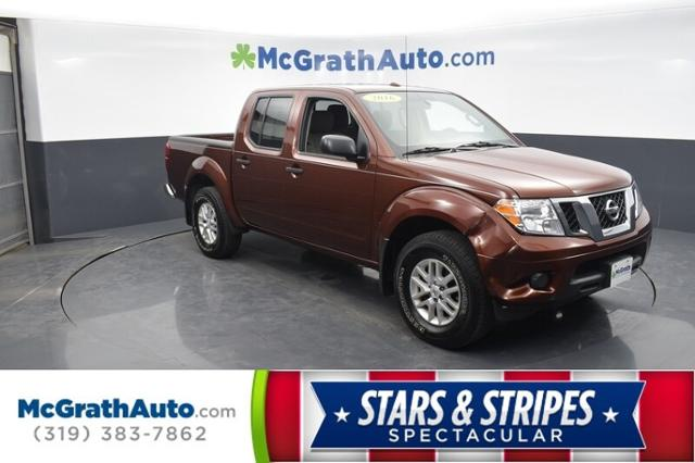 2016 Nissan Frontier Vehicle Photo in Marion, IA 52302