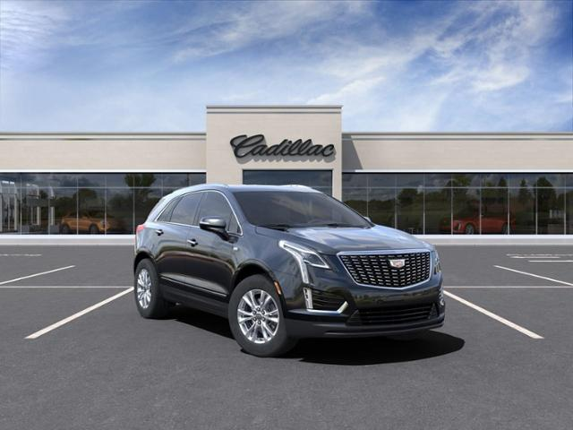 2021 Cadillac XT5 Vehicle Photo in Madison, WI 53713