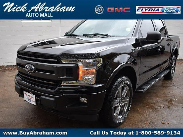 2020 Ford F-150 Vehicle Photo in Elyria, OH 44035
