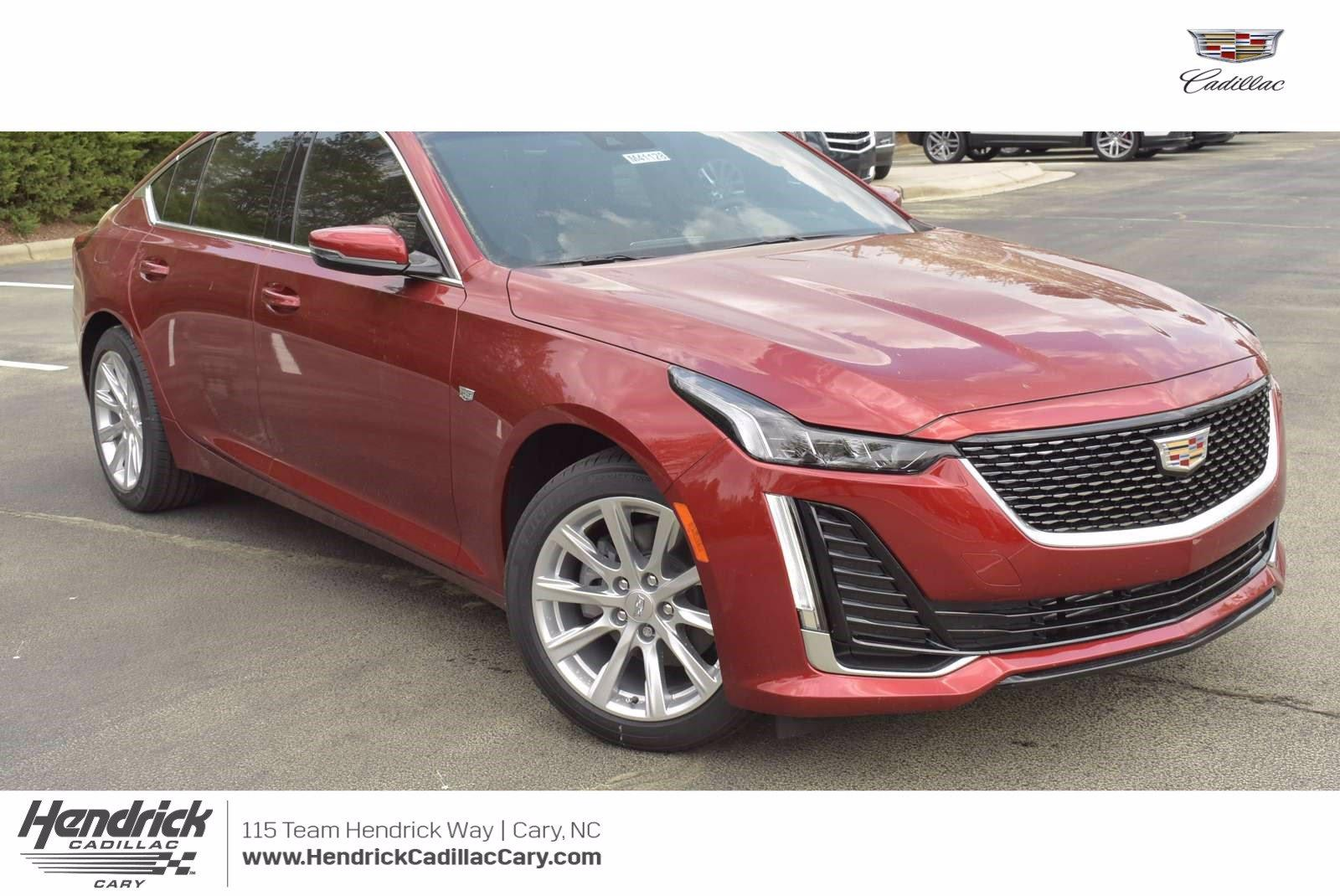 2021 Cadillac CT5 Vehicle Photo in Cary, NC 27511