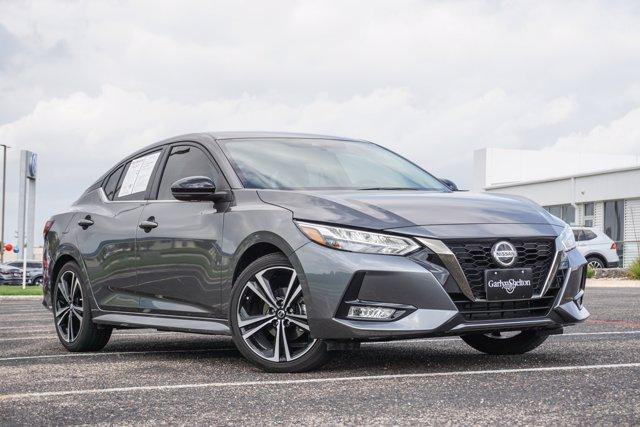 2021 Nissan Sentra Vehicle Photo in TEMPLE, TX 76504-3447