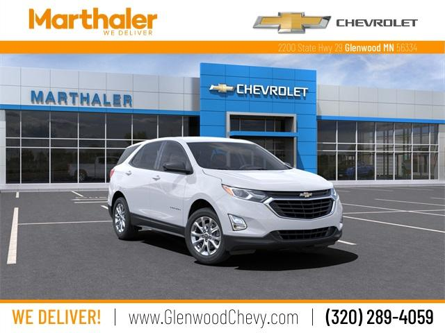 2021 Chevrolet Equinox Vehicle Photo in Glenwood, MN 56334