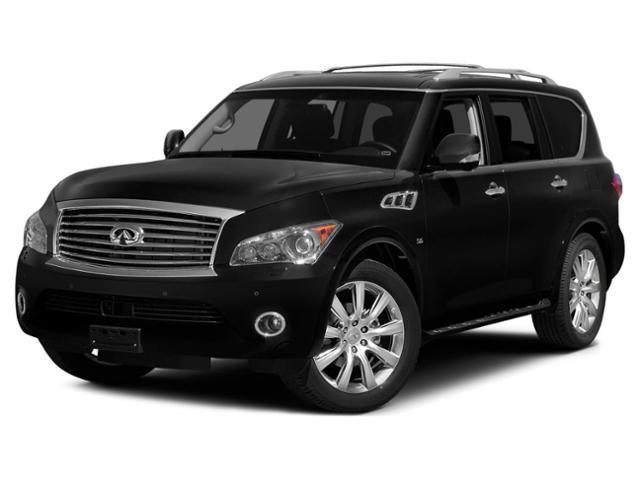2014 INFINITI QX80 Vehicle Photo in Grapevine, TX 76051
