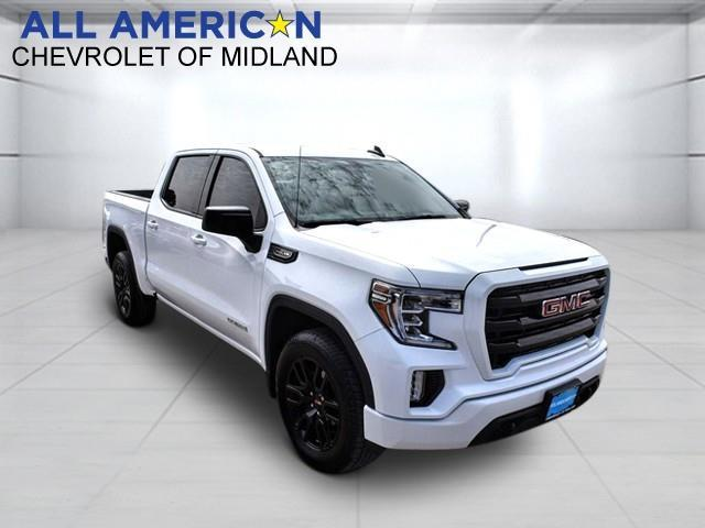 2020 GMC Sierra 1500 Vehicle Photo in Midland, TX 79703