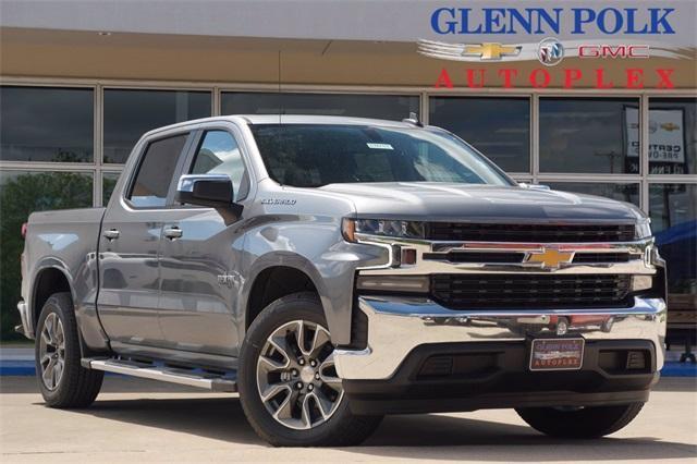 2021 Chevrolet Silverado 1500 Vehicle Photo in Gainesville, TX 76240