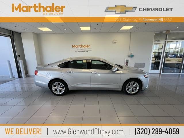 2014 Chevrolet Impala Vehicle Photo in Glenwood, MN 56334