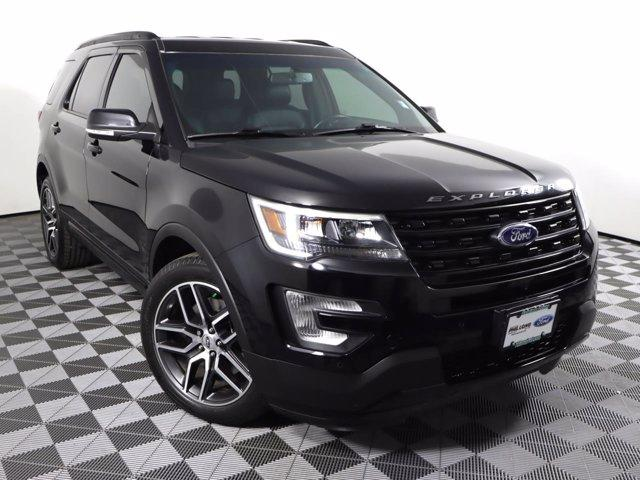 2017 Ford Explorer Vehicle Photo in Colorado Springs, CO 80920