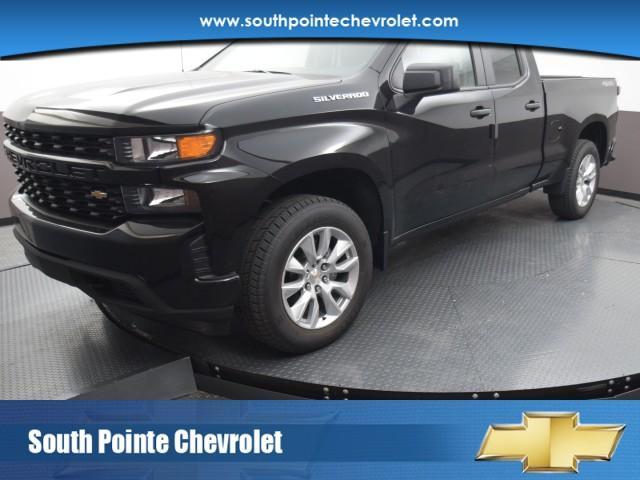 2021 Chevrolet Silverado 1500 Vehicle Photo in Tulsa, OK 74133