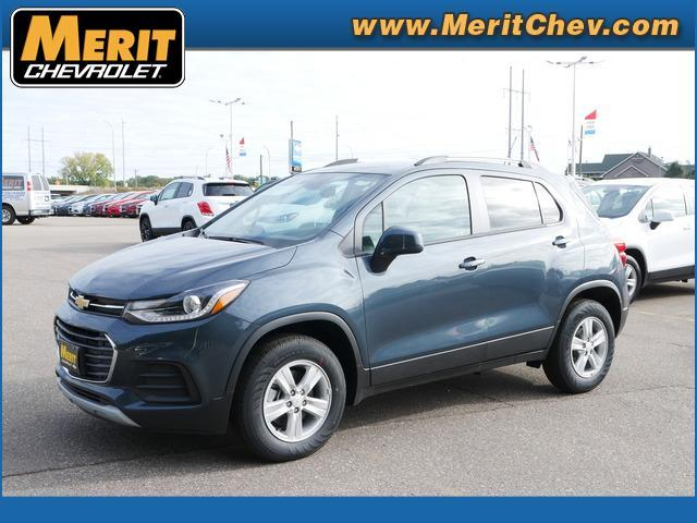 2021 Chevrolet Trax Vehicle Photo in MAPLEWOOD, MN 55119-4794