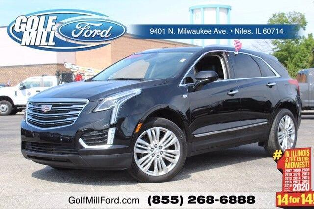 2018 Cadillac XT5 Vehicle Photo in Plainfield, IL 60586