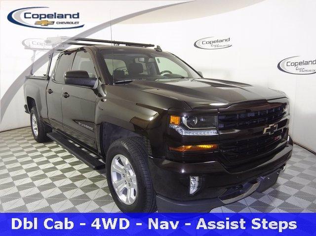 2018 Chevrolet Silverado 1500 Vehicle Photo in BROCKTON, MA 02301-7113