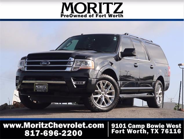 2017 Ford Expedition EL Vehicle Photo in Fort Worth, TX 76116