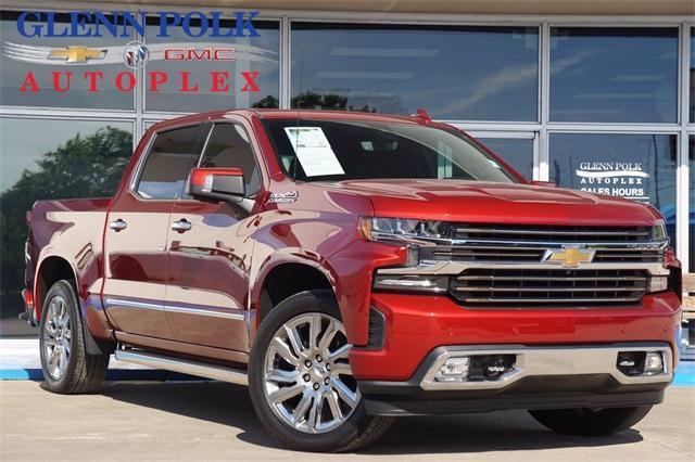 2019 Chevrolet Silverado 1500 Vehicle Photo in Gainesville, TX 76240