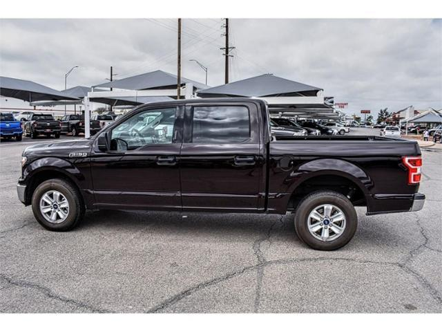 2020 Ford F-150 Vehicle Photo in San Angelo, TX 76901