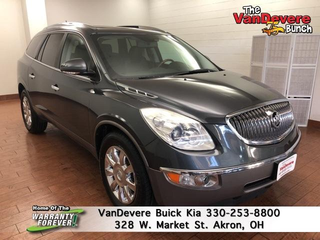 2012 Buick Enclave Vehicle Photo in AKRON, OH 44303-2185