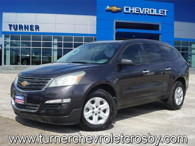 2014 Chevrolet Traverse Vehicle Photo in CROSBY, TX 77532-9157