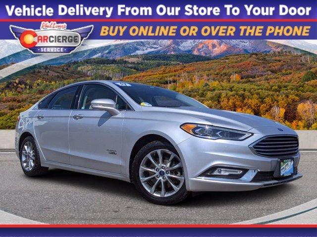 2017 Ford Fusion Energi Vehicle Photo in Colorado Springs, CO 80905