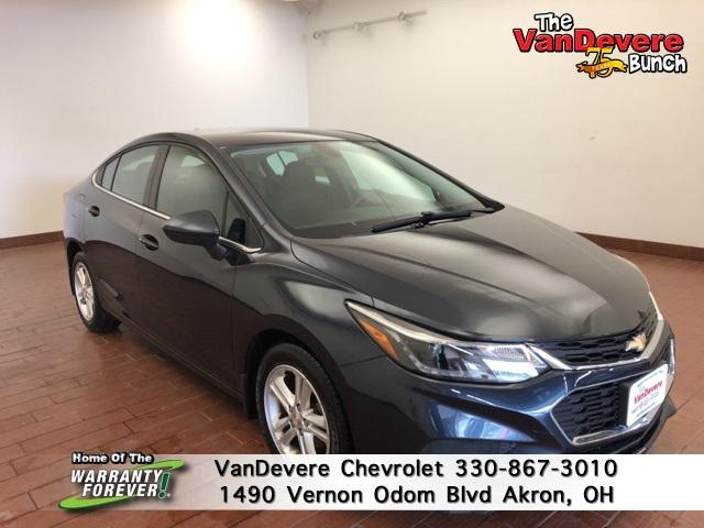 2016 Chevrolet Cruze Vehicle Photo in Akron, OH 44320