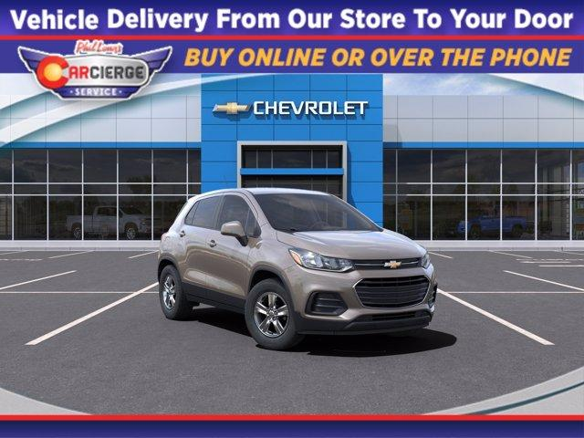 2021 Chevrolet Trax Vehicle Photo in COLORADO SPRINGS, CO 80905-7347