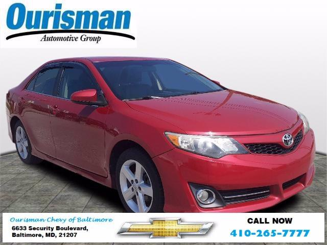2014 Toyota Camry Vehicle Photo in BALTIMORE, MD 21207-4000