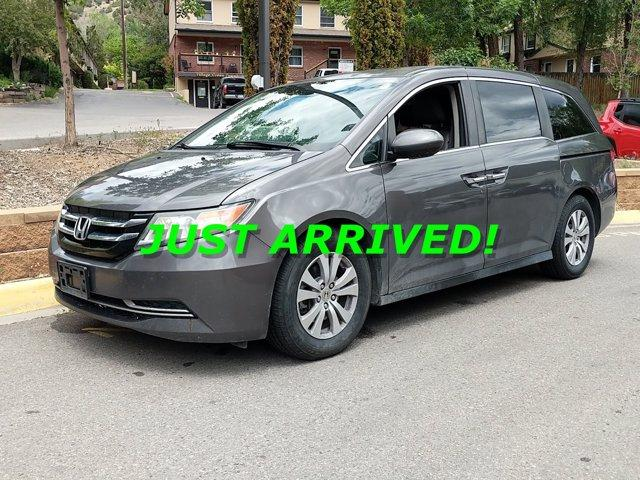 2016 Honda Odyssey Vehicle Photo in Glenwood Springs, CO 81601