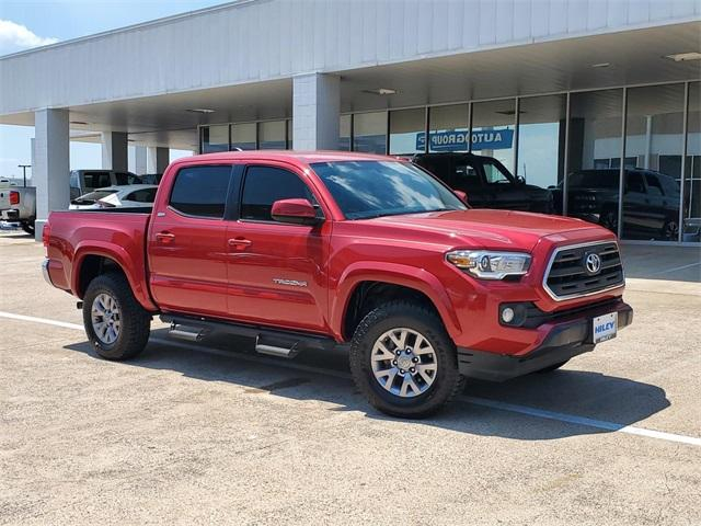2017 Toyota Tacoma Vehicle Photo in Fort Worth, TX 76116