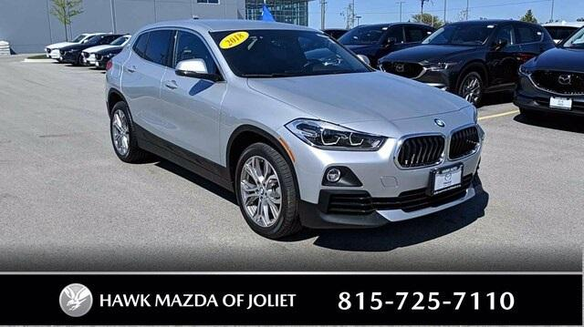 2018 BMW X2 xDrive28i Vehicle Photo in Plainfield, IL 60586