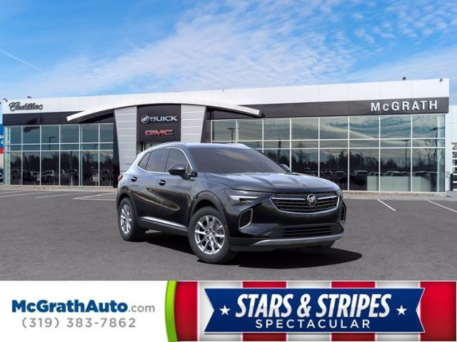 2021 Buick Envision Vehicle Photo in Cedar Rapids, IA 52402