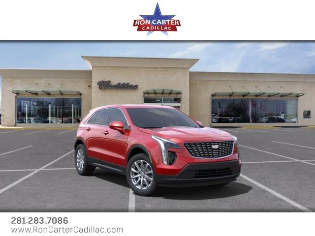 2021 Cadillac XT4 Vehicle Photo in Friendswood, TX 77546
