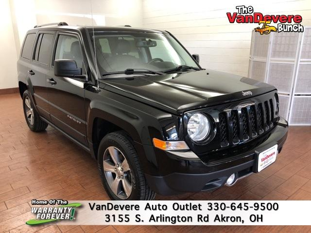 2016 Jeep Patriot Vehicle Photo in Akron, OH 44312