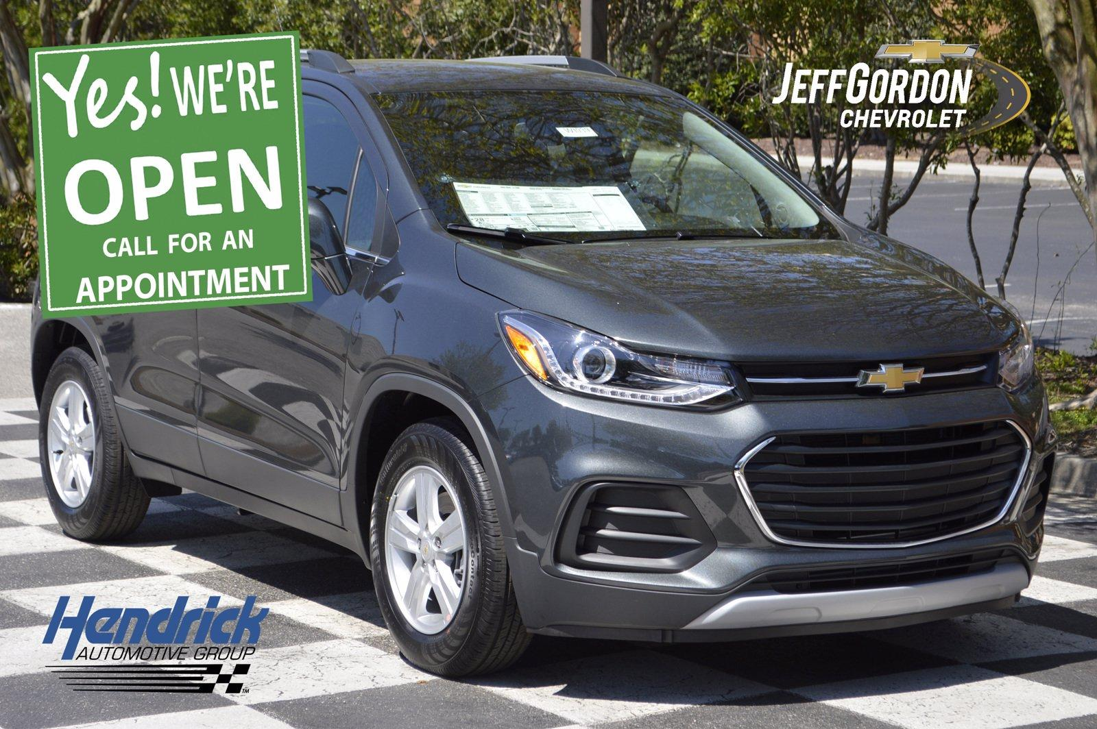 2020 Chevrolet Trax Vehicle Photo in Wilmington, NC 28403