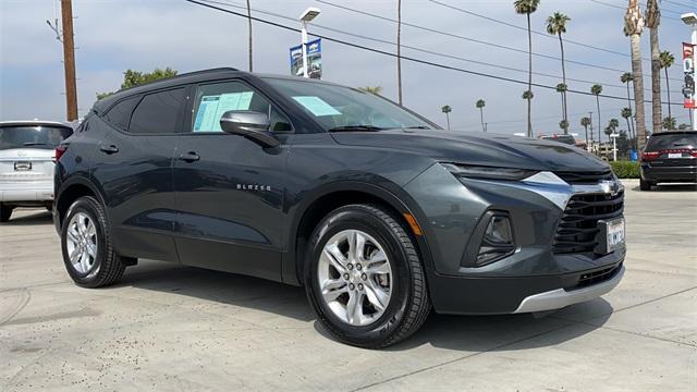 2019 Chevrolet Blazer Vehicle Photo in Riverside, CA 92504
