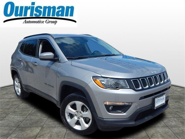 2019 Jeep Compass Vehicle Photo in BOWIE, MD 20716-3617