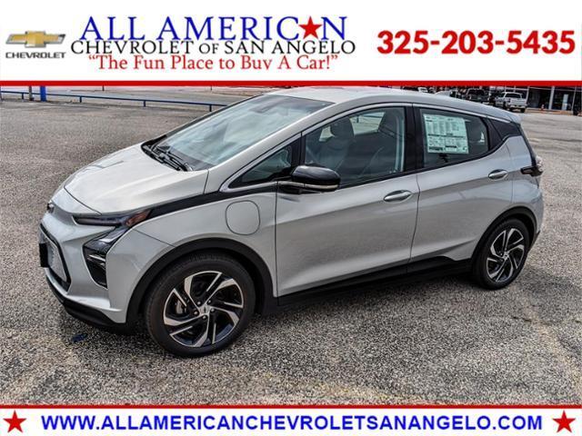 2022 Chevrolet Bolt EV Vehicle Photo in SAN ANGELO, TX 76903-5798