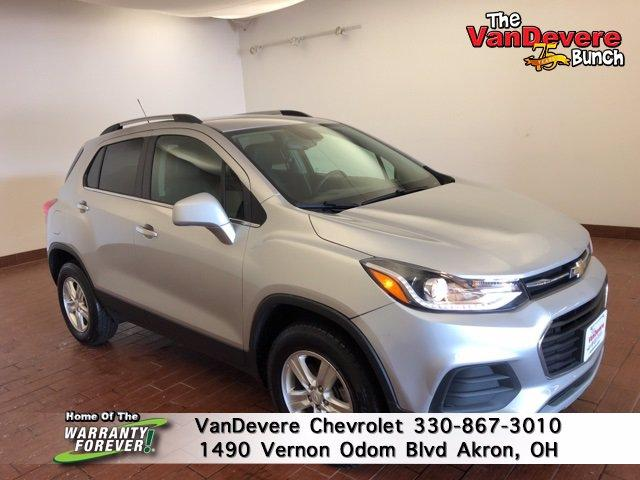 2018 Chevrolet Trax Vehicle Photo in AKRON, OH 44320-4088