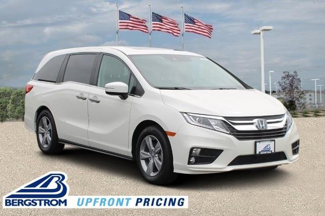 2019 Honda Odyssey Vehicle Photo in MIDDLETON, WI 53562-1492