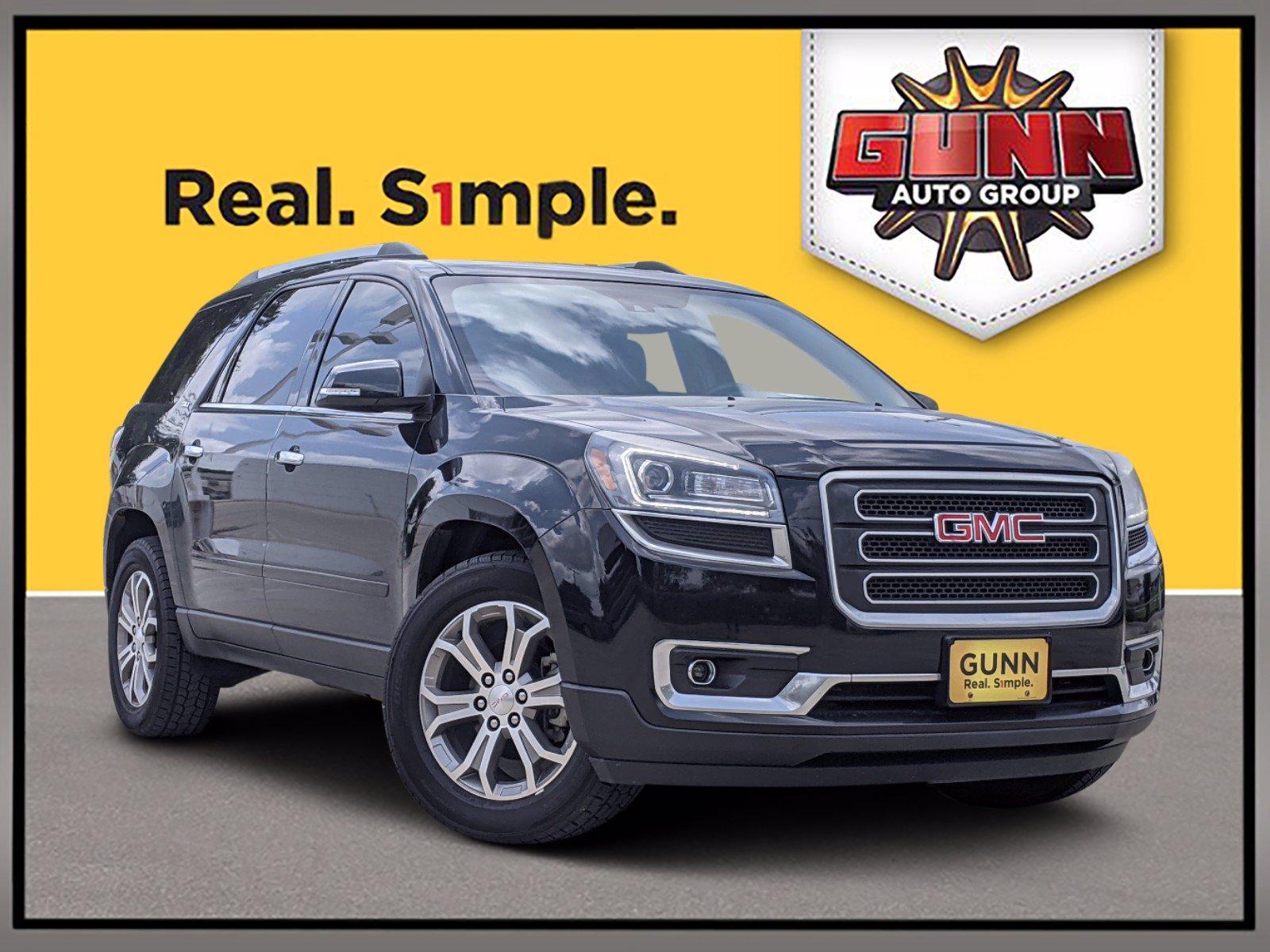 2015 GMC Acadia Vehicle Photo in SELMA, TX 78154-1459