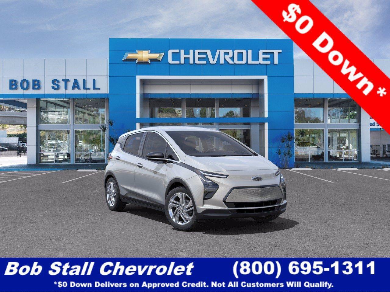 2022 Chevrolet Bolt EV Vehicle Photo in La Mesa, CA 91942
