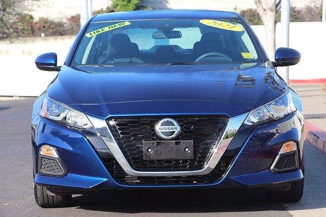 2021 Nissan Altima Vehicle Photo in El Cerrito, CA 94530