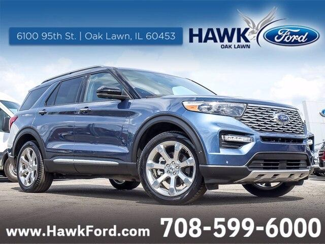 2020 Ford Explorer Vehicle Photo in Plainfield, IL 60586